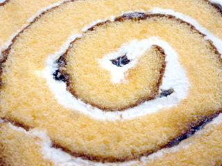 かぼちゃのロールケーキ<メープル>