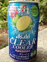 Asahi CLEAR COOLER<シークァーサー>