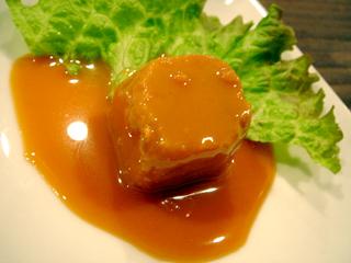 「美ら島Dingin」豆腐容