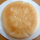 いちごとクリームチーズパン