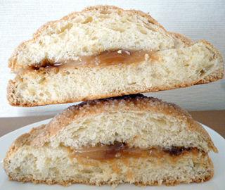 キャラメルメロンパン