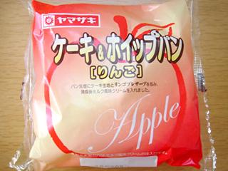 ケーキ&ホイップ<りんご>