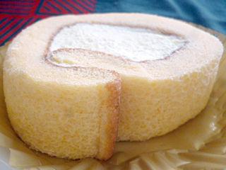 しっとりロールケーキ<パンプキン>