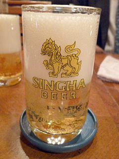 「チェディルアン」ビール