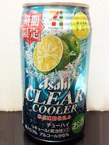 CLEAR COOLER<徳島県産すだち>