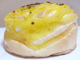 マロン&チョコホイップパン