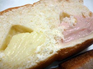 4色のおやつパン