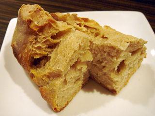「ビストロ キュニエット」パン
