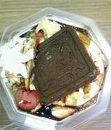 カフェデザートチョコレート3