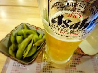 飲み過ぎ注意!昼から飲めてオールタイム生中190円!「昭和ゴールデン」@大阪梅田