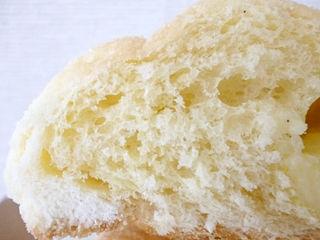焼き窯メロンパン(カスタード)
