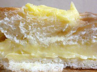 本和香糖入りクリームパン