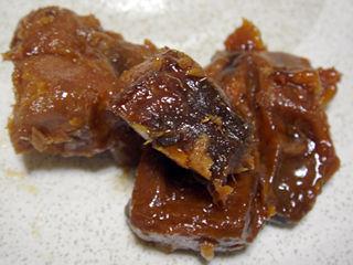 鮪尾肉うま煮
