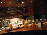 barBAR Tokyo 店内