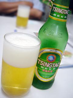 「楽友」青島ビール