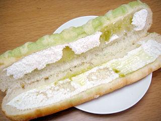 アムスメロンのちぎりパン