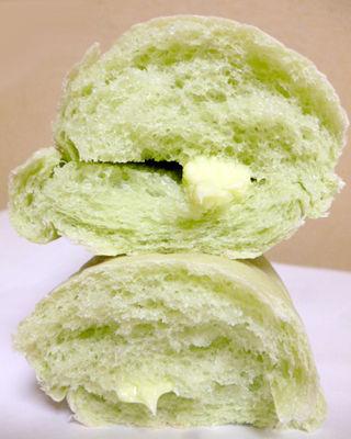 ふんわりコッペ北海道メロンクリーム