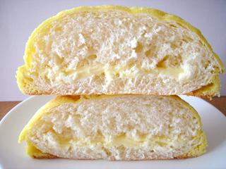 バナナのメロンパン