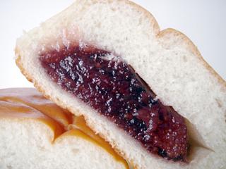 ヤマザキ高級パンシリーズ ジャムパン