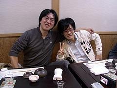 林祥太郎君と私