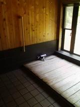 ヒノキ風呂!
