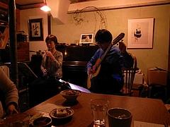 2011年3月25日天真庵ライブ 1