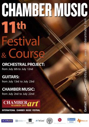 Cartel CHAMBERart 2015 Ingles, A4
