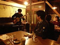 天真庵ライブ2009年2月27日 4