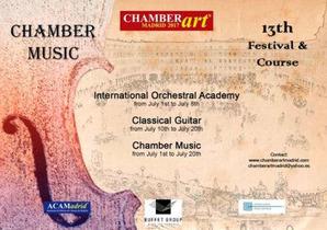Cartel CHAMBERart 2017