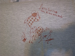 「ノクターン〜鳥の歌」Tシャツ