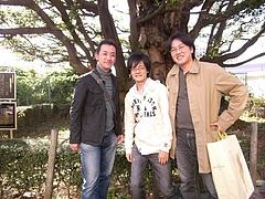 益田君と林君と私2