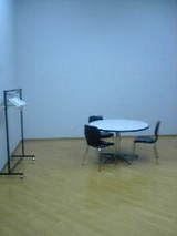スタジオSK控え室?