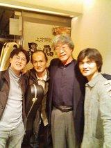 藤井眞吾先生とアルコイトリオ
