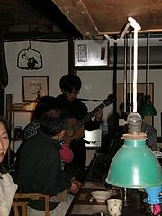 天真庵ライブ2009年2月27日 1