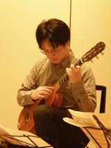 テルツギター&富川2