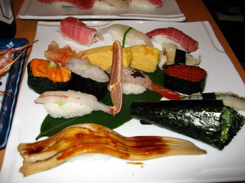 寿司 鬼越 ランチ みどり