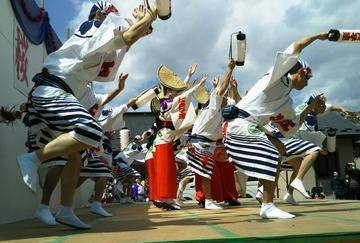 2018高円寺阿波踊りステージ2
