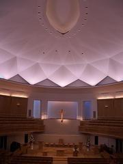 聖学院教会2