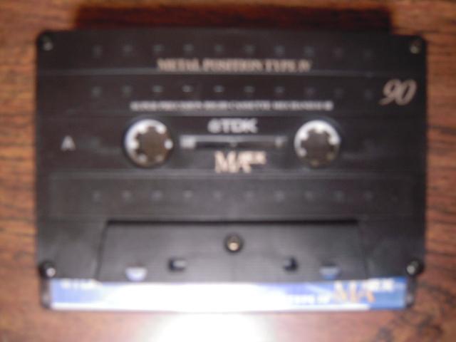 TDK MAEX-90 1992年9月