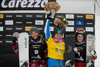 Podium Women Carezza-M