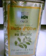 O&COのオリーブオイル