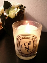 my favorite candle