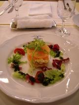 ラトゥールお料理教室前菜1