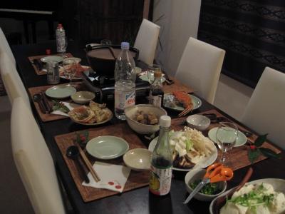 家族みんなで食卓を囲む幸せ!