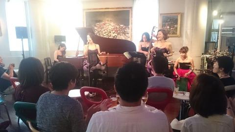 as4M Live @jazz me blues noLa