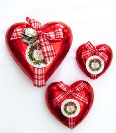 Caja corazones desde $43