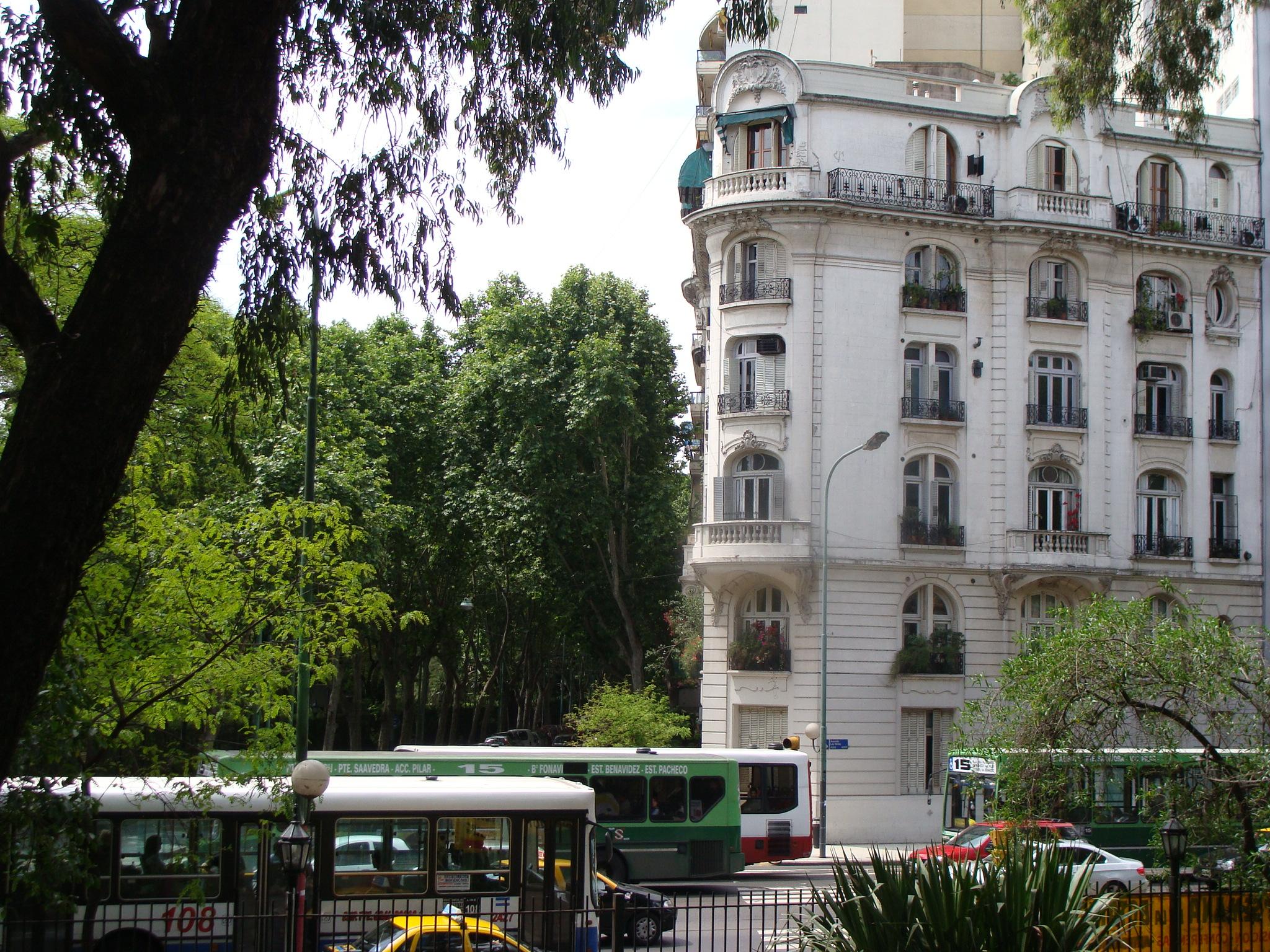 ブエノスアイレスの美しさ : 主観的アルゼンチン/ブエノスアイレス事情