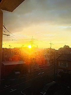 2017_0101 初日の出①