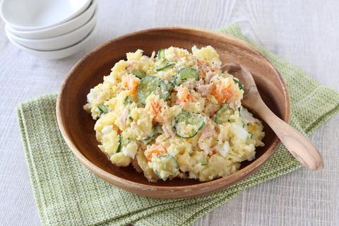 ごろごろポテトサラダ (1)