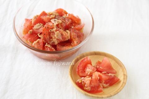 ツナ旨トマトサラダ (11)n